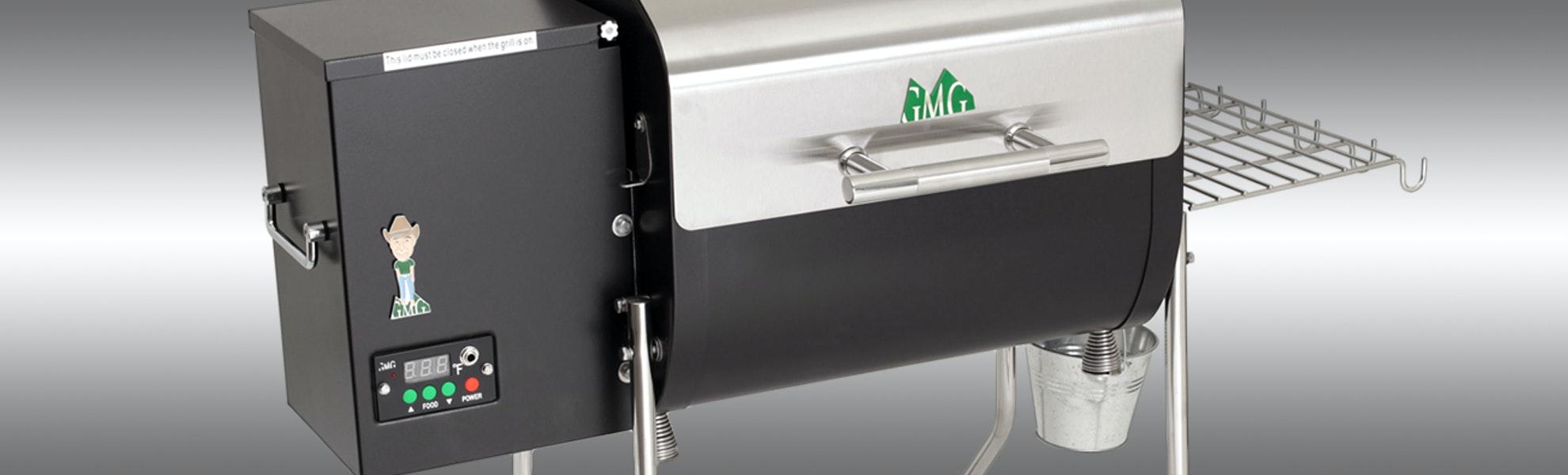 Davy Crockett Wi-Fi Grill Bundle
