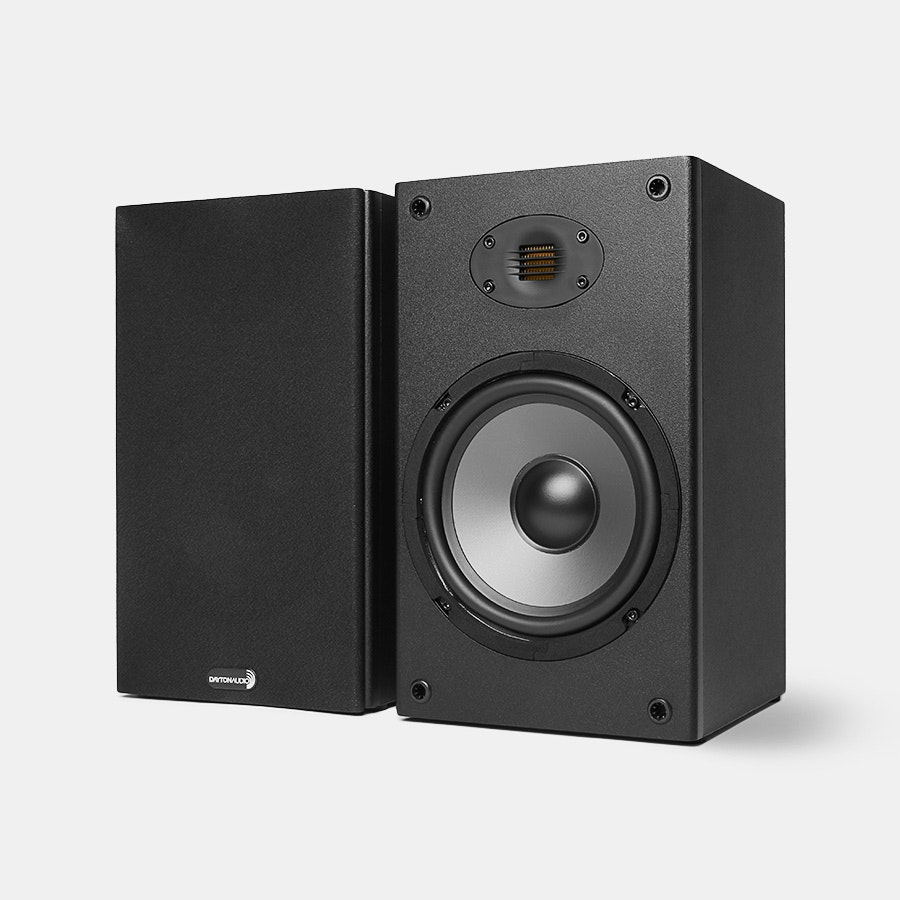 Dayton Audio B652-AIR Speakers & SUB-1000