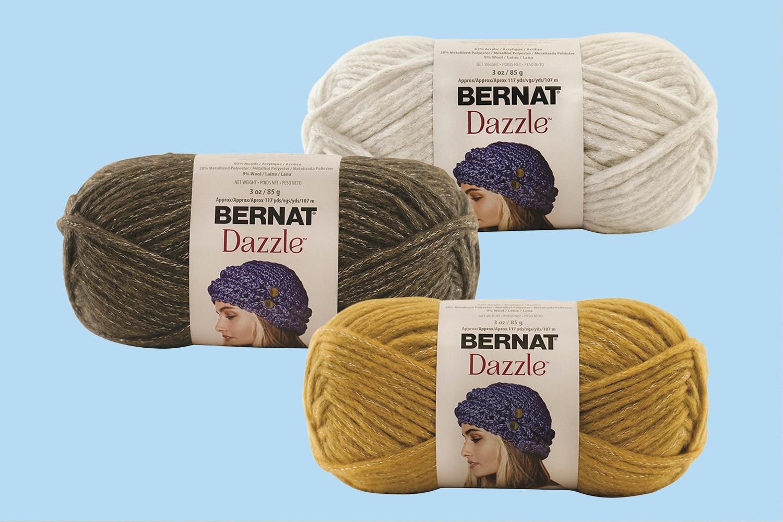 Dazzle Yarn by Bernat