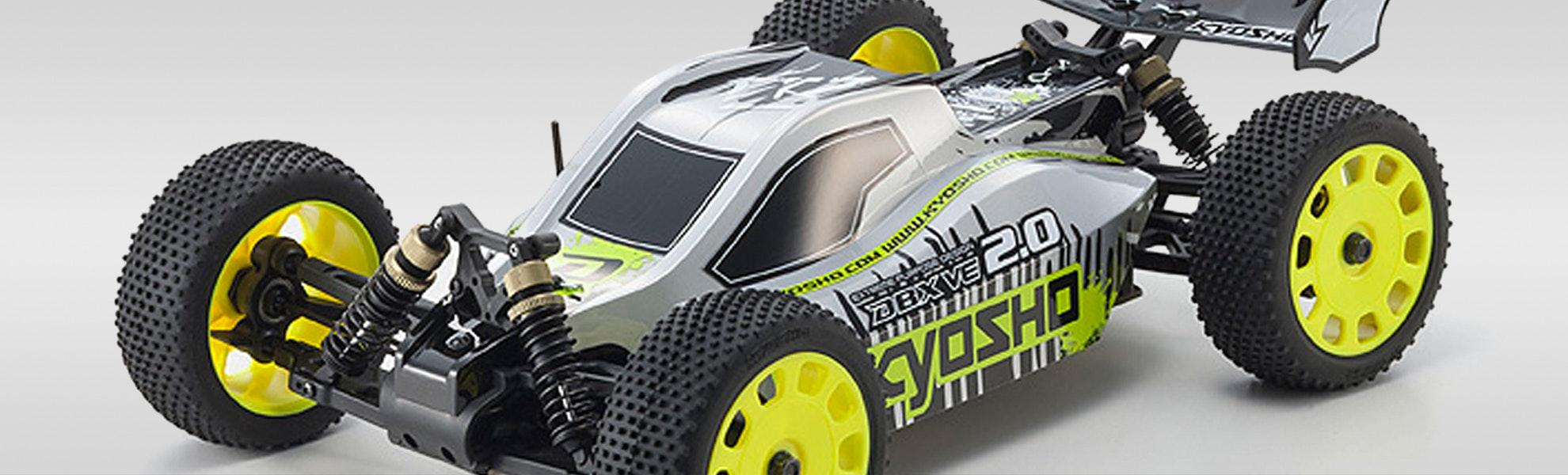 Kyosho DBX VE 2.0 1/10 Readyset 4WD Buggy RTR