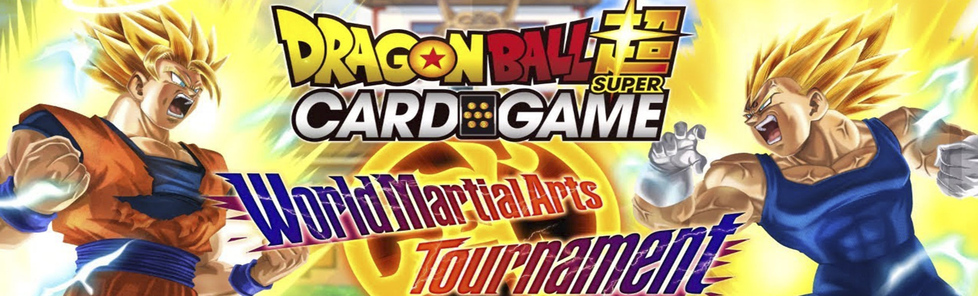 DBZ Super Martial Arts Tournament Booster Box