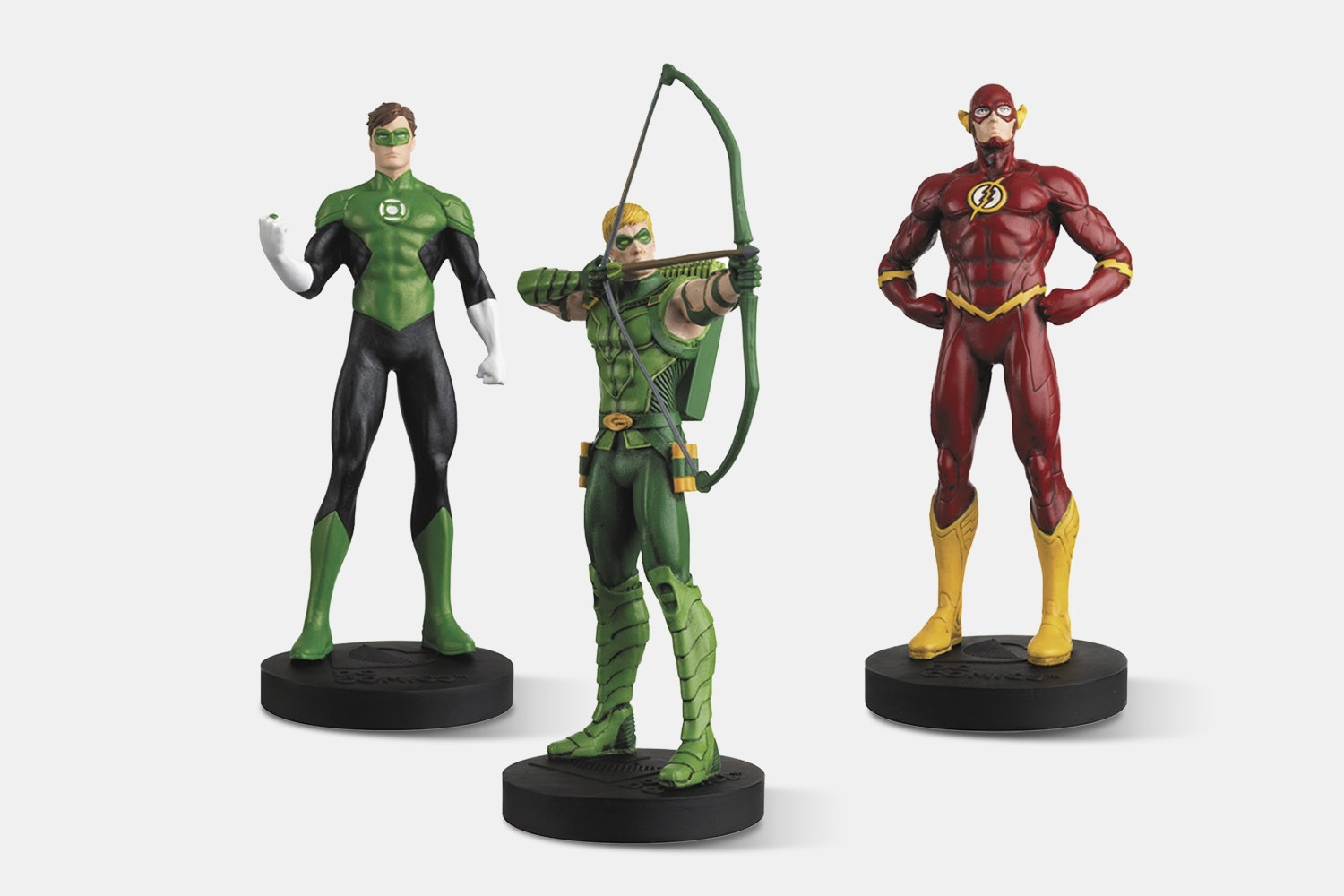Box Set 2 (The Flash, Green Lantern, and Green Arrow)