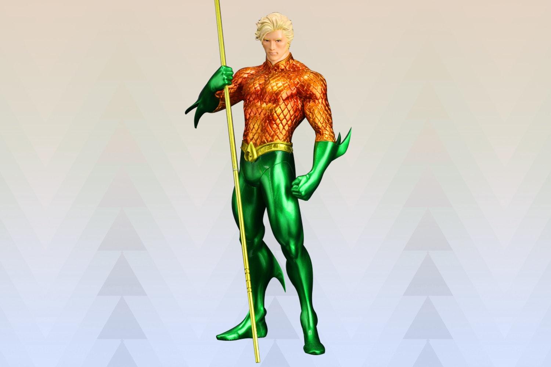 Aquaman- New 52 (+ $8)