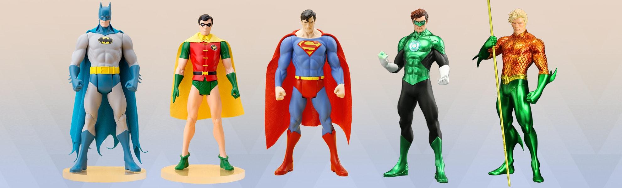 DC Universe: ARTFX Statues