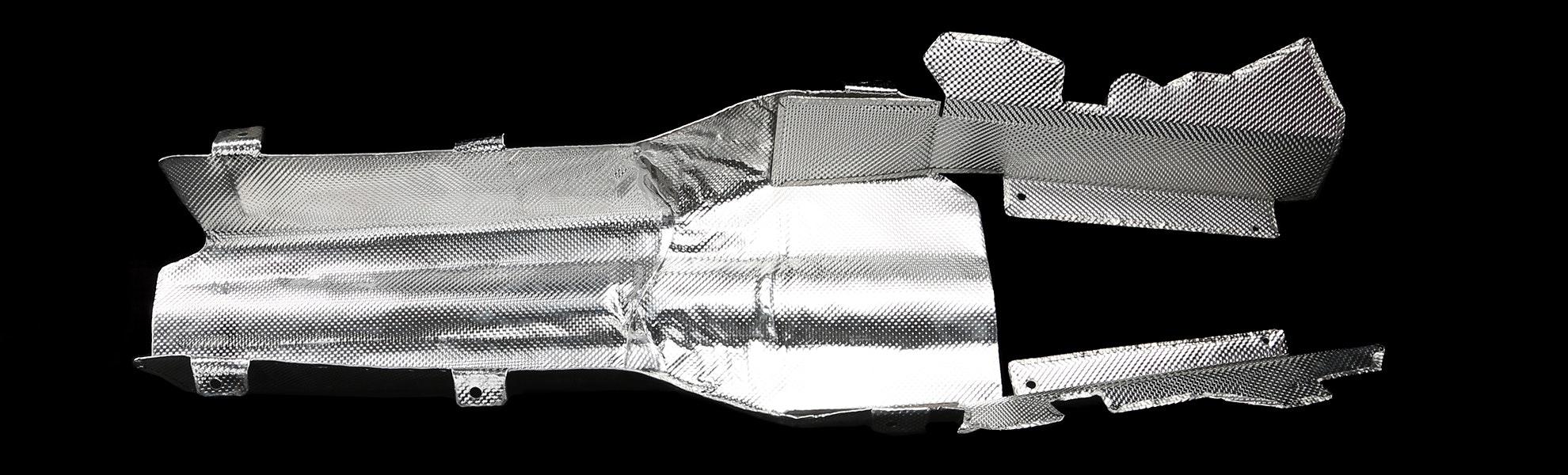 DCI Performance Heat Shield Kit (C6, C7)