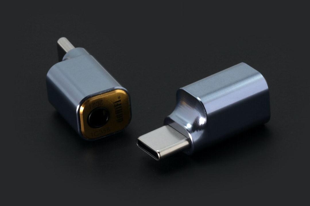 ddHiFi TC35i Lightning 3.5mm Adapter