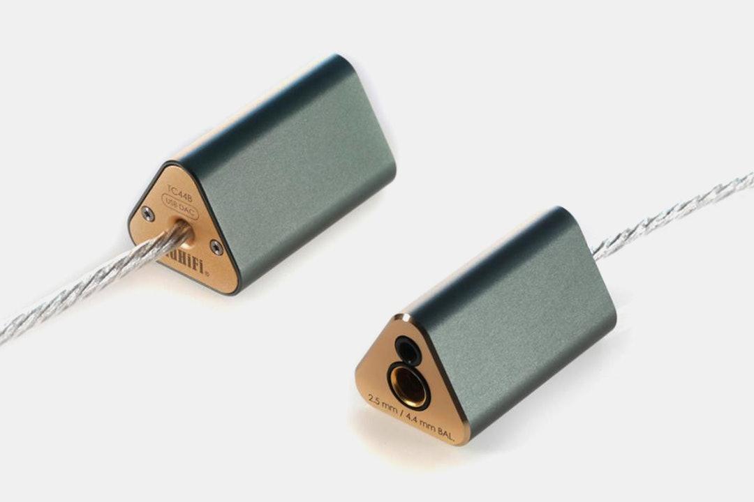 ddHiFi TC44B USB-C Balanced DAC/Amp