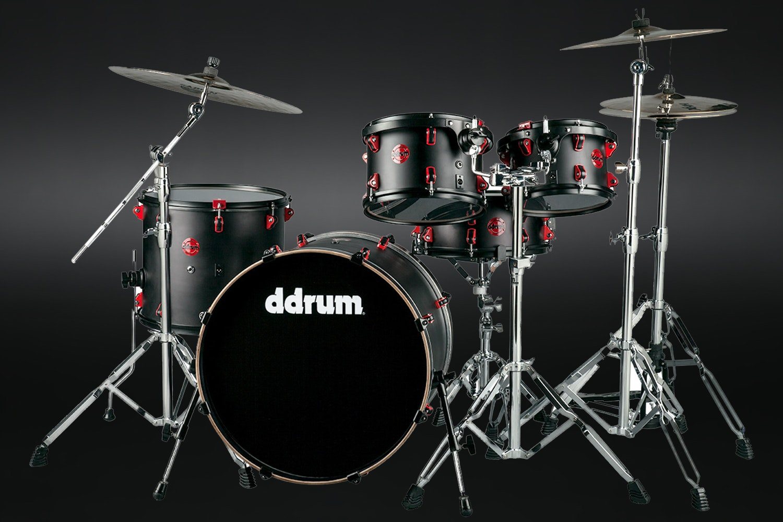 ddrum Hybrid 5-Piece Drum Kit