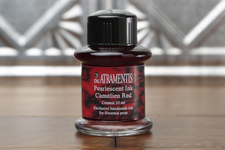 Camellia Red