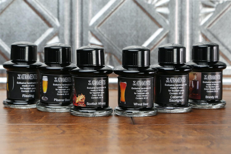 De Atramentis Wine & Spirit Inks (3-Pack)