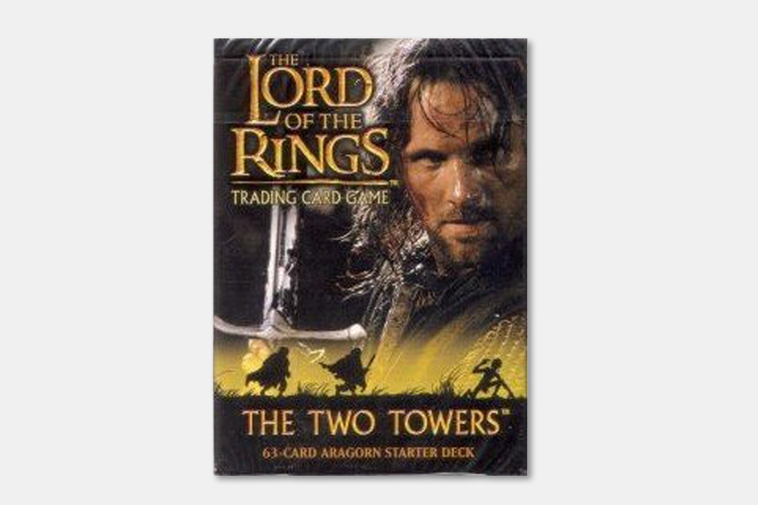 Theme Starter Deck– Two Towers Aragorn