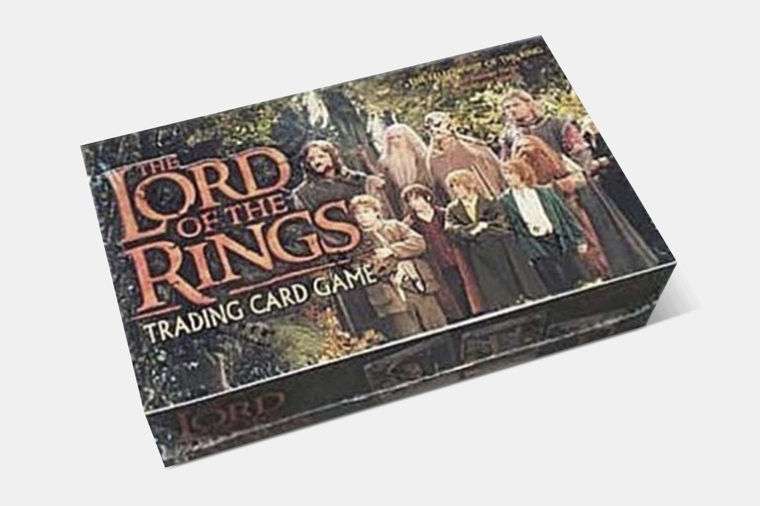 Fellowship of the Ring Booster Box