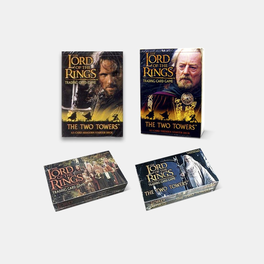 Decipher Lord of the Rings TCG Bundle
