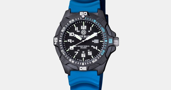 Shop Deep Blue Watch Parts & Discover Community Reviews at Drop