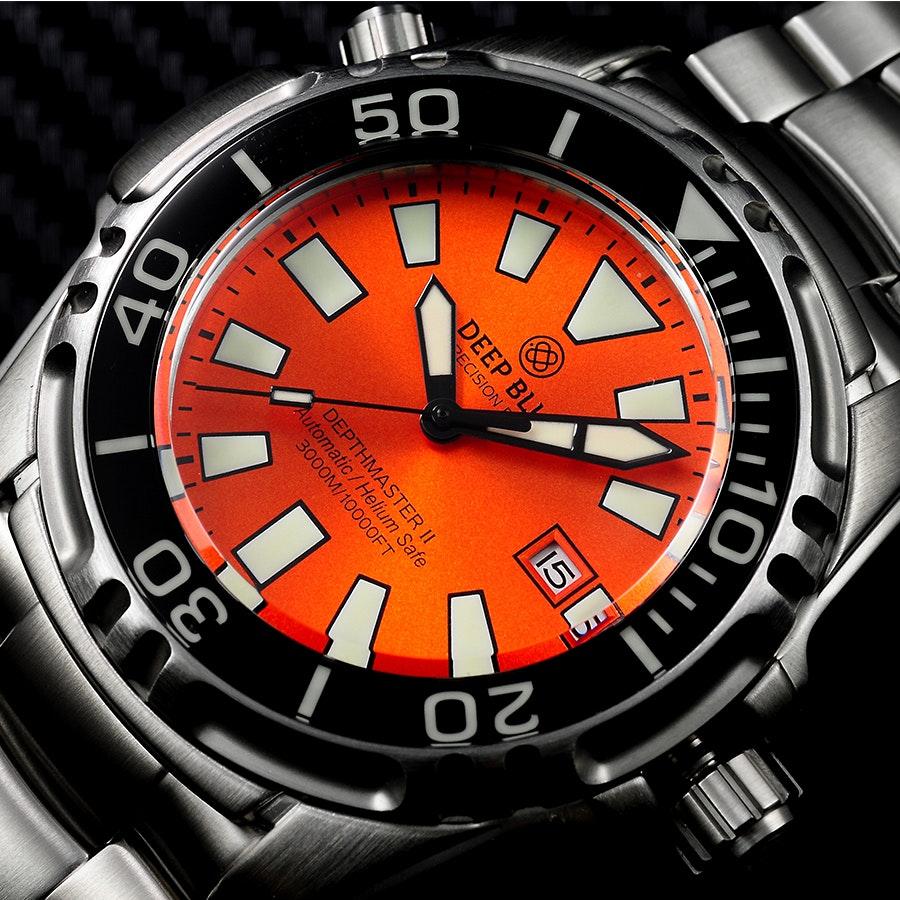 Orange dial (DM3K2ORG)