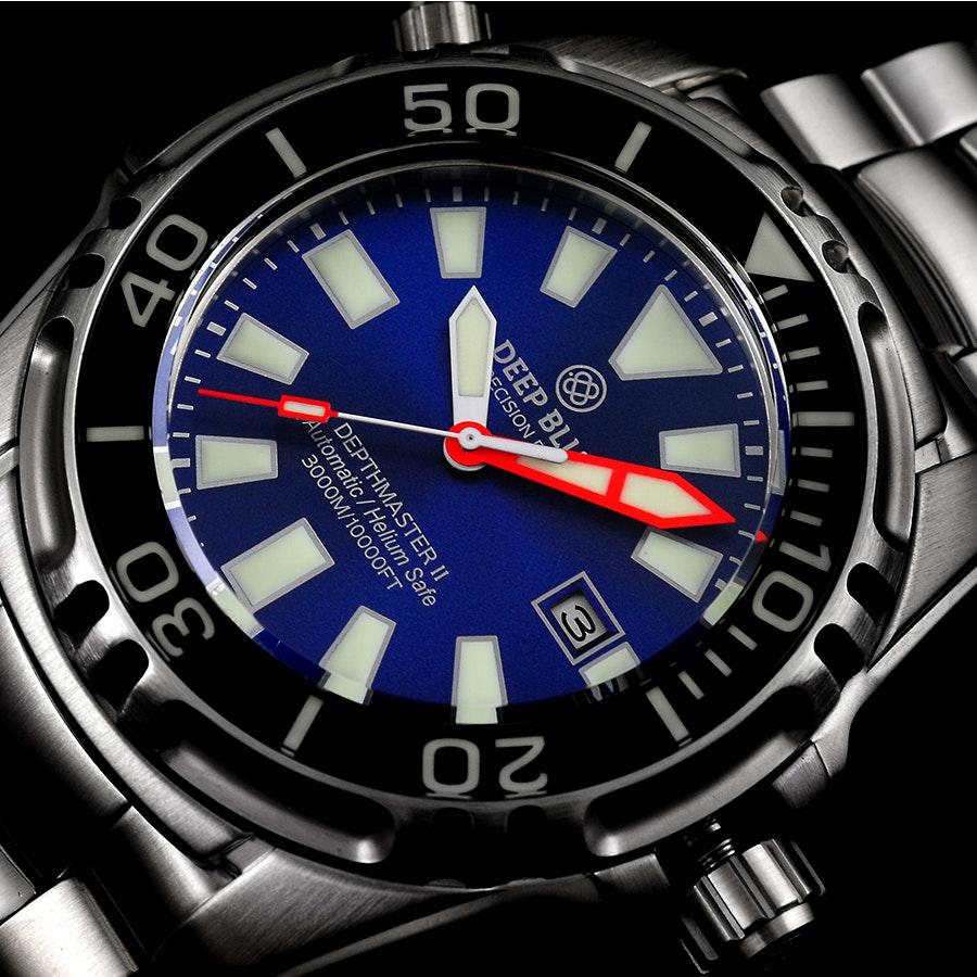 Blue dial (DM3K2BLUE)
