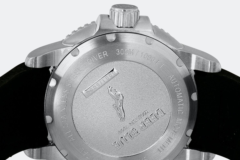 Deep Blue Master 1000 Automatic Watch
