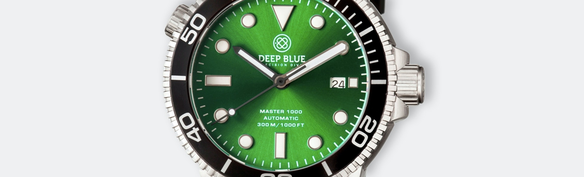 Deep Blue Master 1000 Automatic Watch