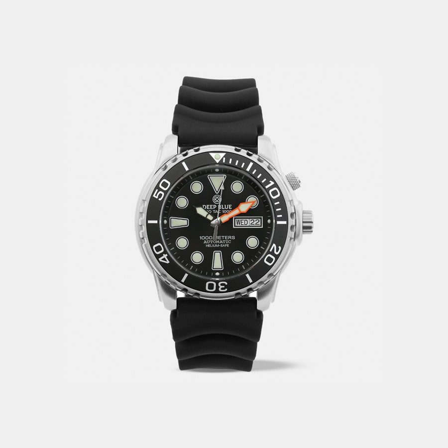 Deep Blue Pro Tac 1000M Automatic Watch