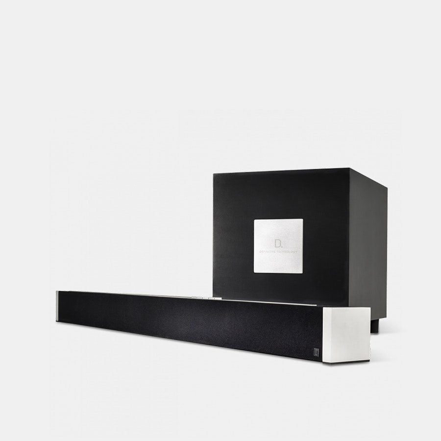 Definitive Technology: W Studio Sound Bar (Refurb)