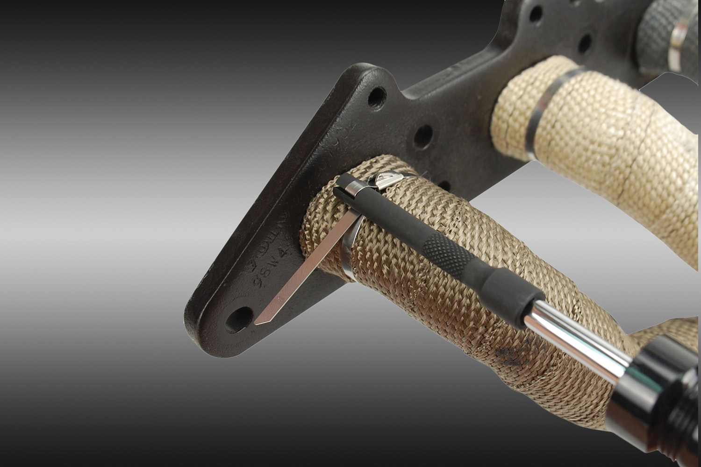 DEI Titanium Exhaust Wrap Bundle