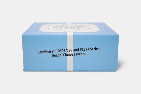 Dekoni Choice Earpads for Sennheiser PC37X & HD598