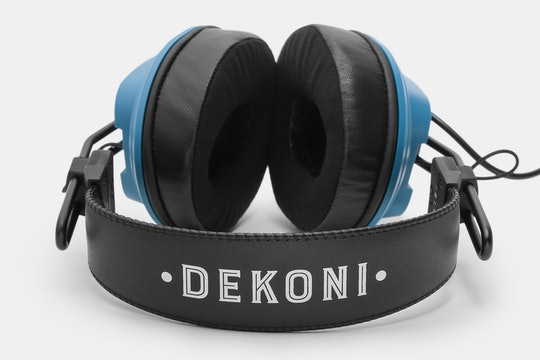 Dekoni Blue by Fostex Planar-Magnetic Headphones