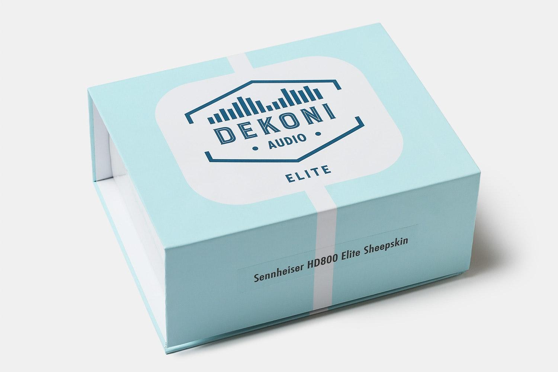 Dekoni Premium Ear Pads for Sennheiser HD 800 & 820