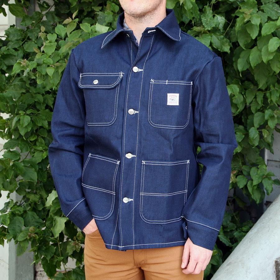 Pointer Brand Chore Denim Coat