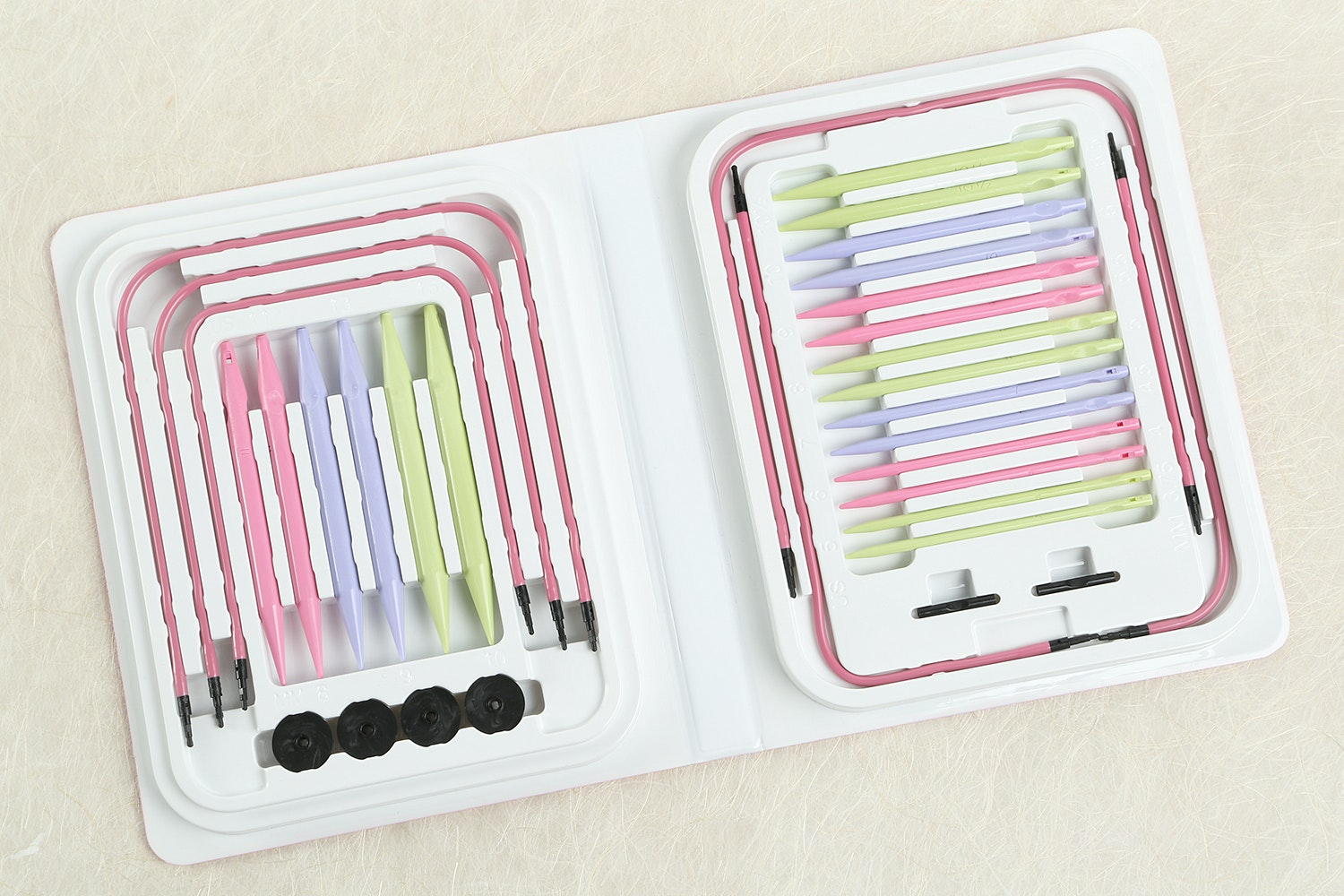 Denise Interchangeable Knitting Needles