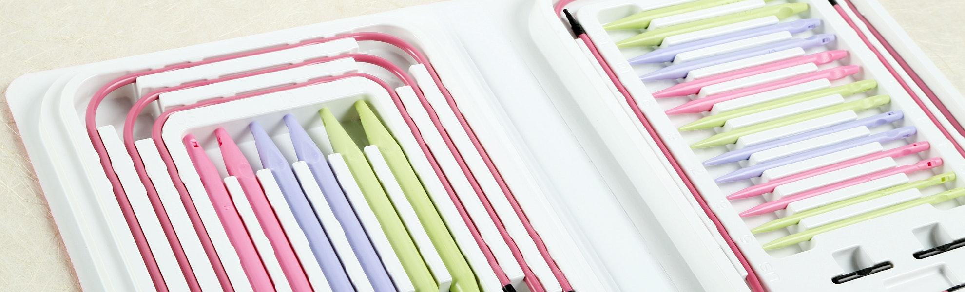 Denise Interchangeable Knitting Needles