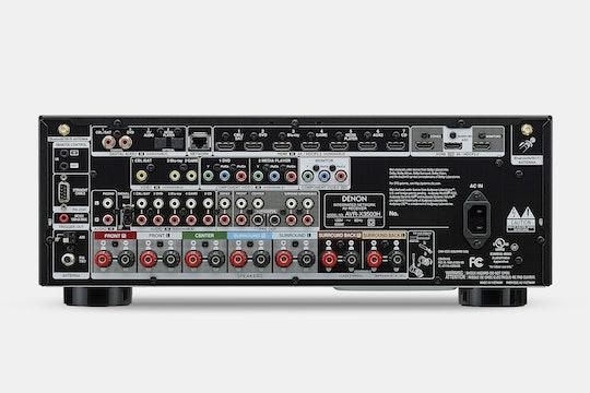 Denon 7.2 Channel AVR-X3500H 4K UltraHD AV Receiver