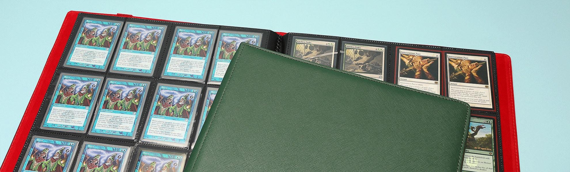 DEX Protection Four-Column Binder (2-Pack)