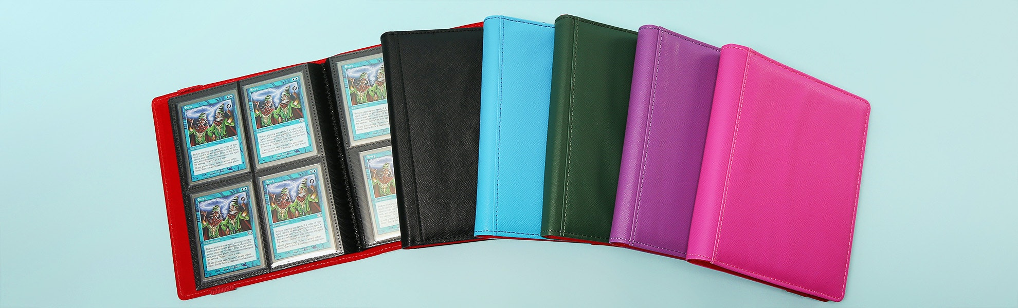 DEX Protection Four-Pocket Binder (2-pack)