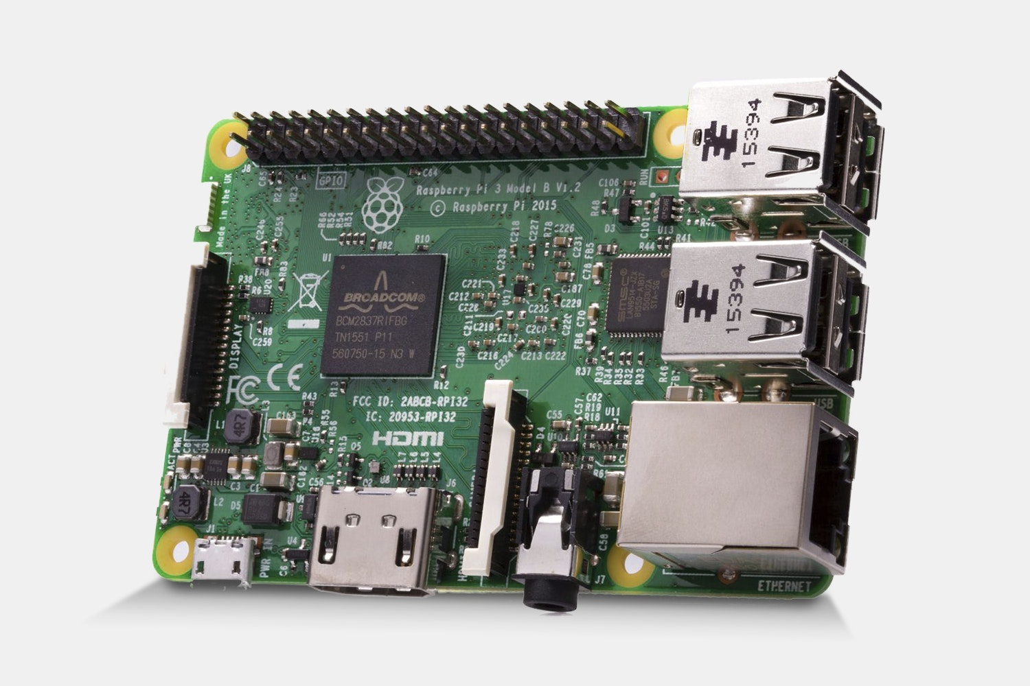DFRobot 2.8-Inch USB Touch Display for Raspberry Pi