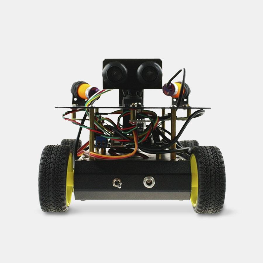 DFRobot 4WD DIY Remote Control Robot Kit