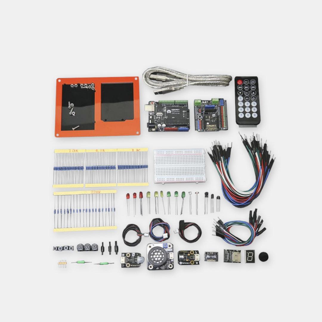 DFRobot Arduino Zero to Hero Kit | Price & Reviews | Drop