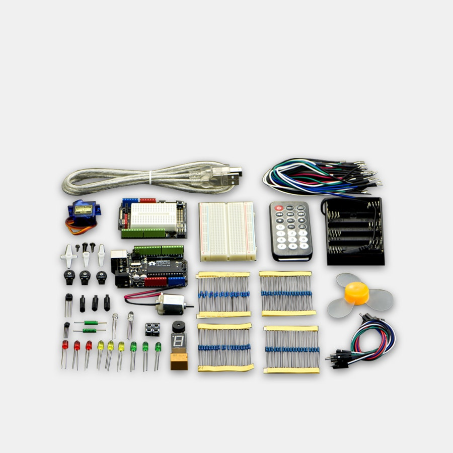 DFRobot Beginner Kit for Arduino