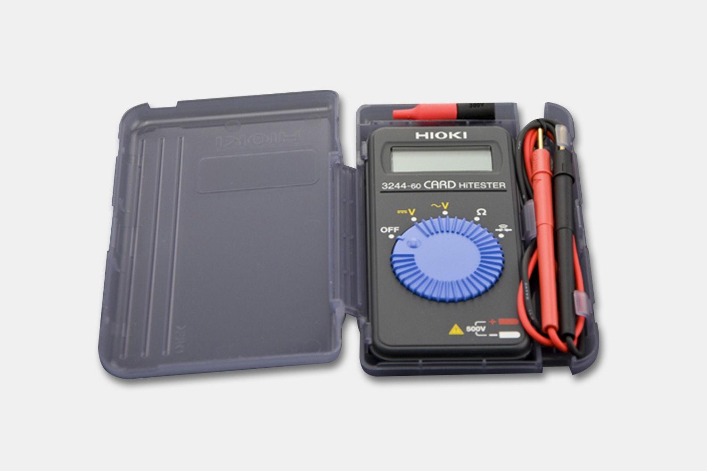 DFRobot Digital Card Multimeter