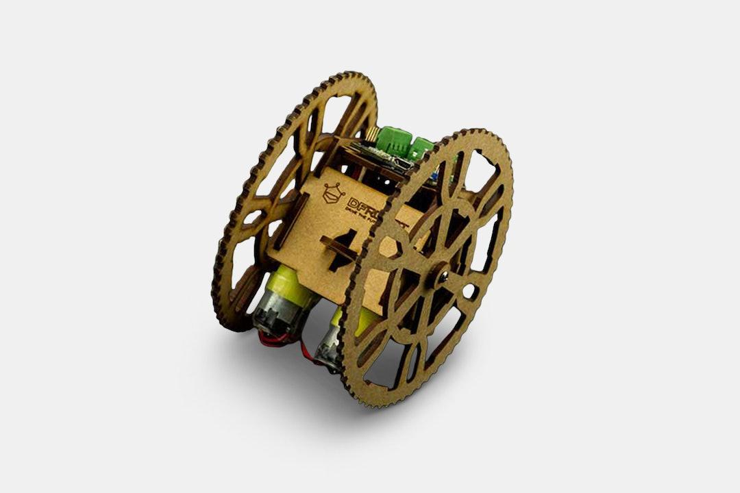 DFRobot Flamewheel 2WD Remote Control Robot
