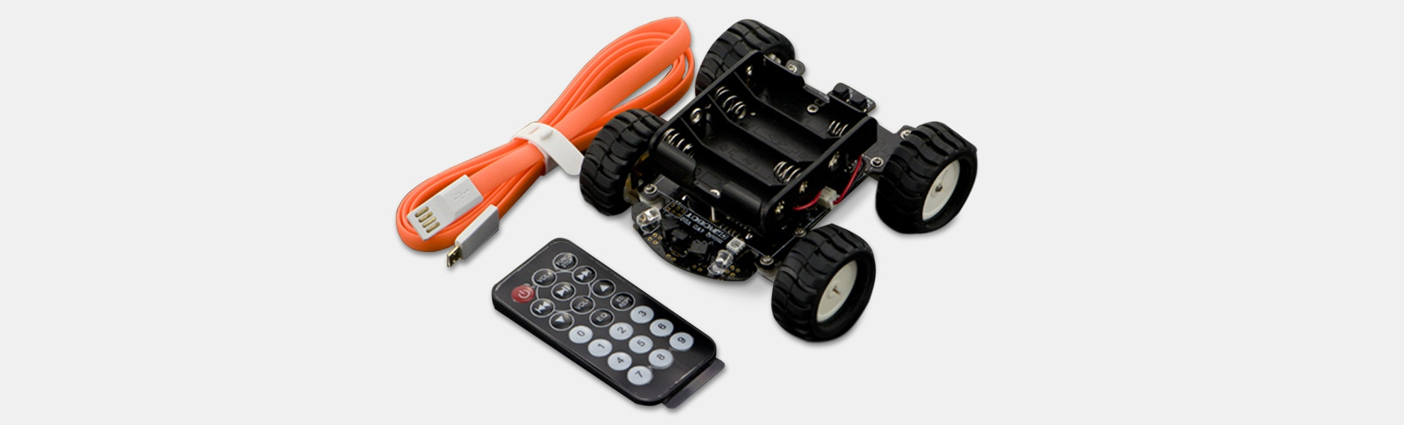 DFRobot MiniQ 4WD Cross Country Arduino Robot