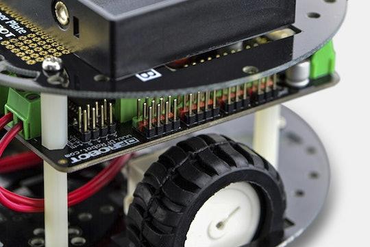 DFRobot MiniQ Discovery Arduino Robot Kit