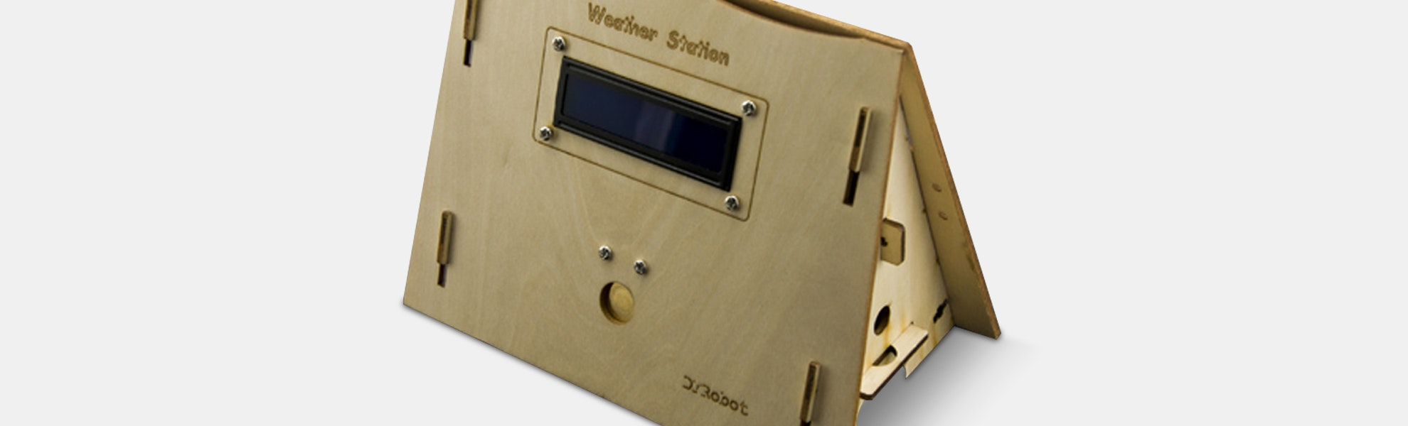 DFRobot Weather Station Kit With Solar Panel