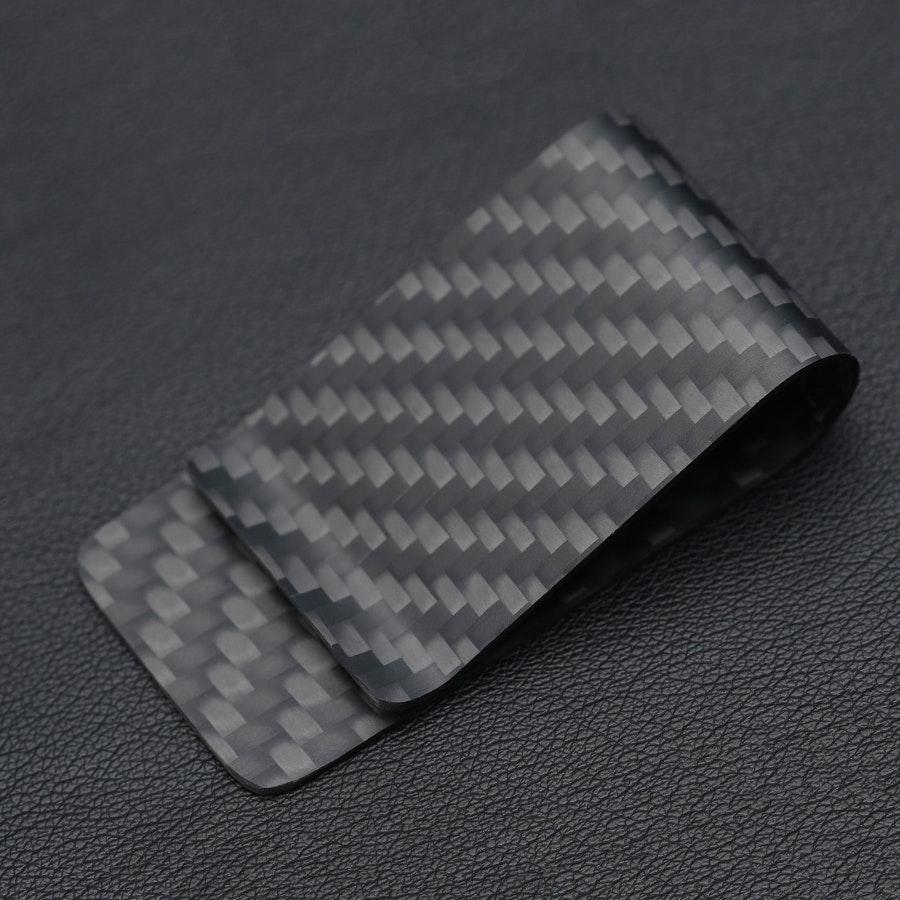 DFWcomposites Carbon Fiber Money Clip