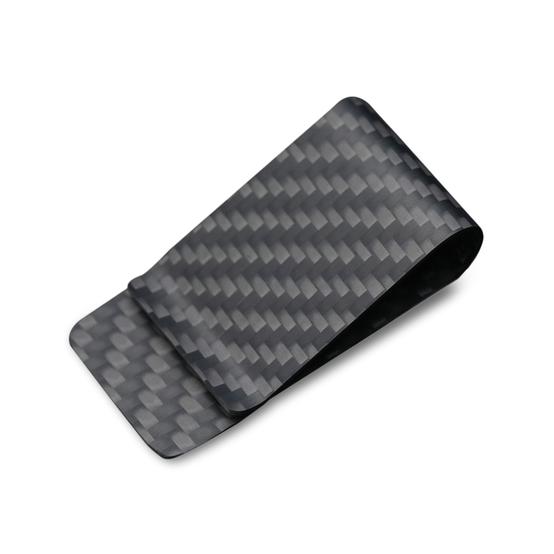 DFWcomposites Carbon Fiber Money Clip