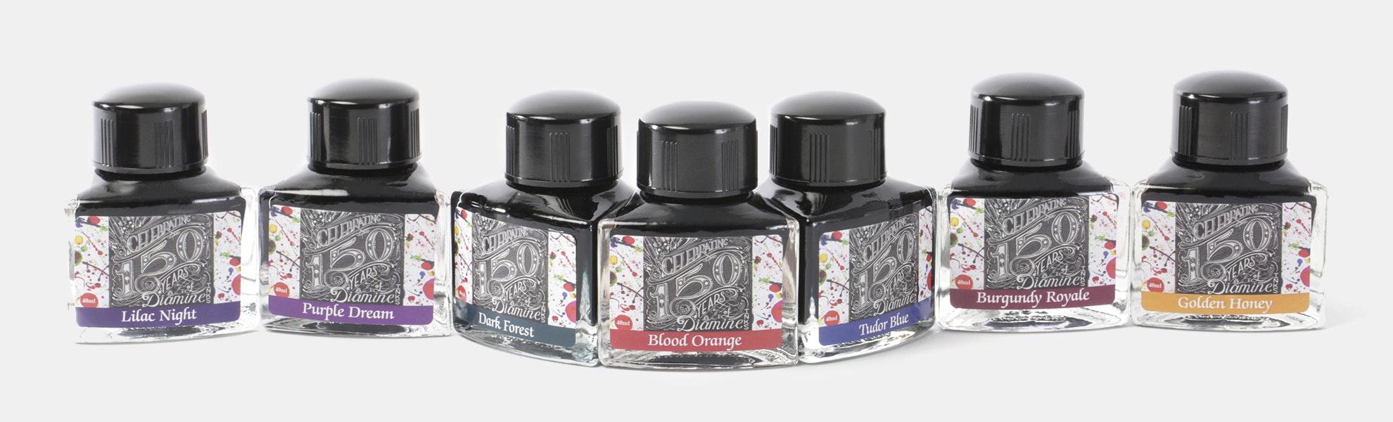 Diamine 150th Anniversary Ink (2-Pack)