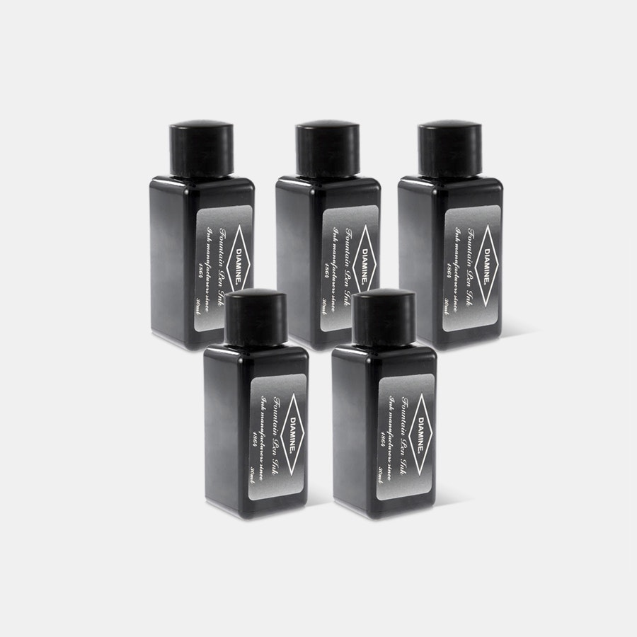 Diamine 30ml Ink (5-Pack)