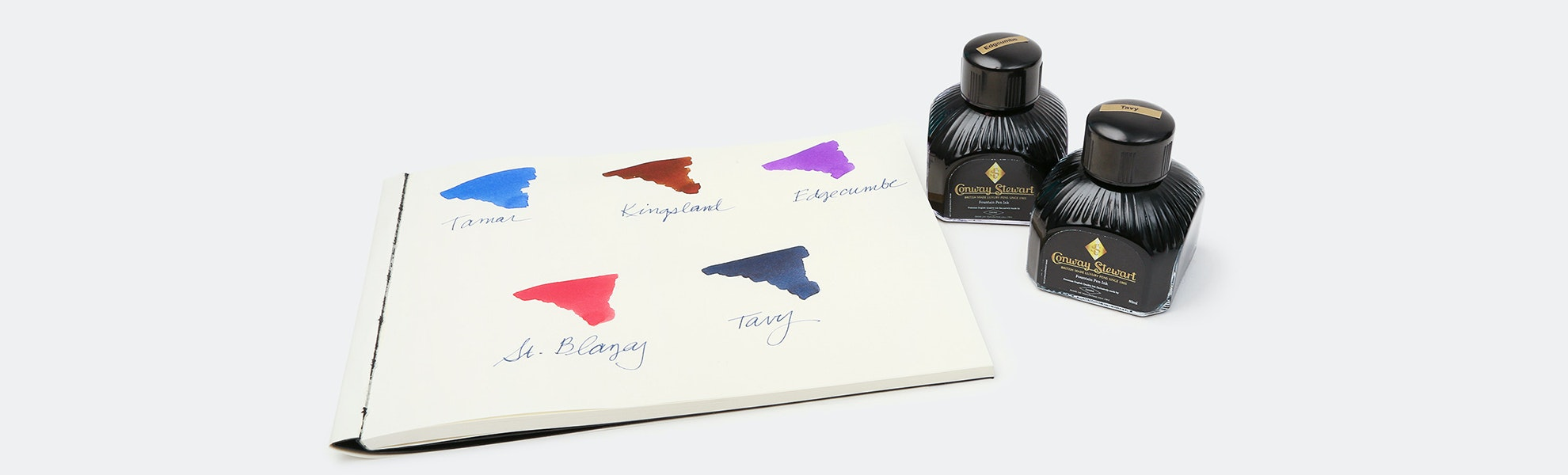 Diamine Conway Stewart Ink (2-Pack)