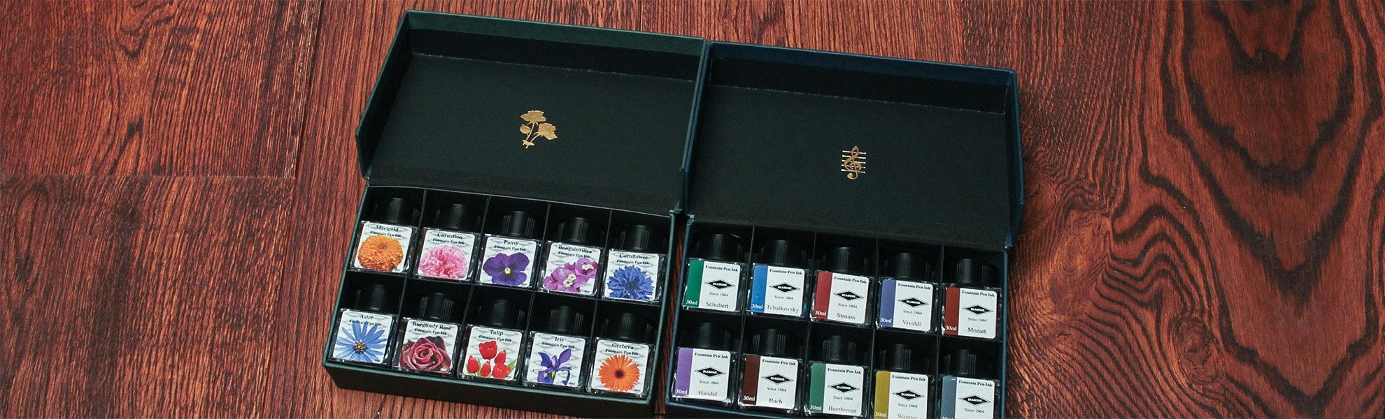 Diamine Ink Boxed Gift Set