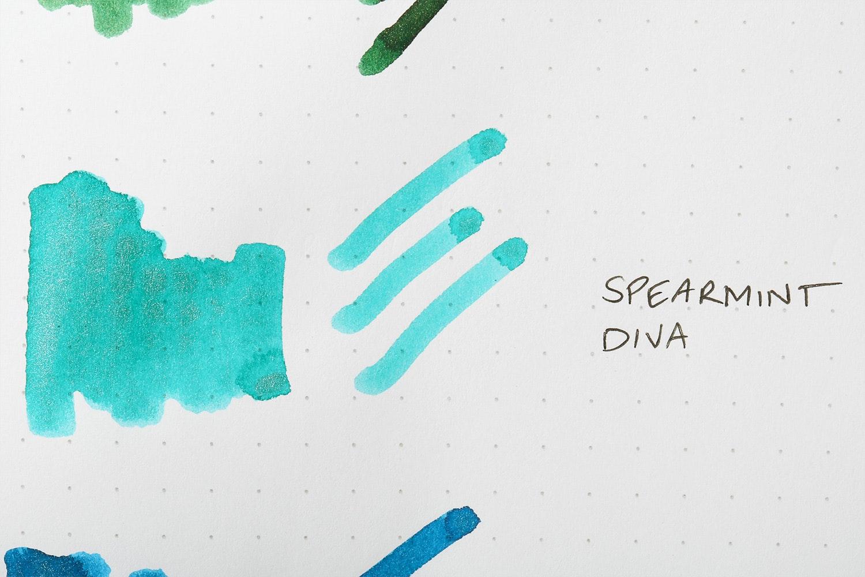 Spearmint Diva